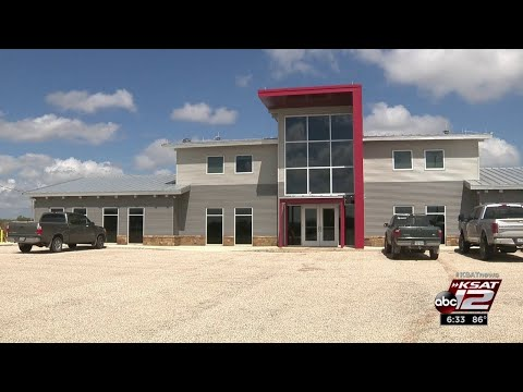 Atascosa County to open its first, long-waited animal shelter
