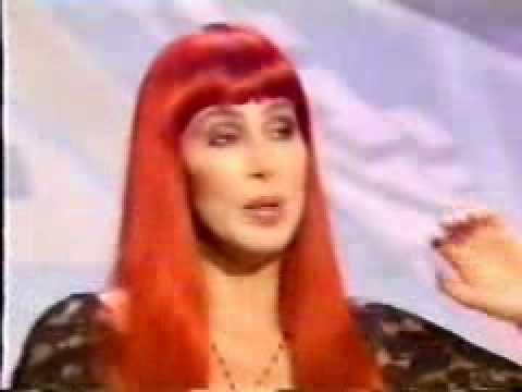 Cher Interview - 1991 Talking About Madonna