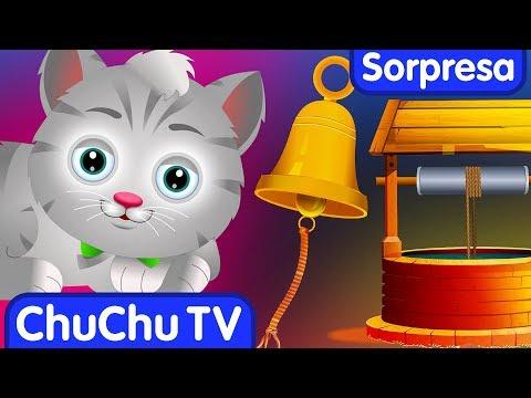Huevos Sorpresas Canciones Infantiles Juguetes | Campana Ding Dong | ChuChu TV Sorpresa