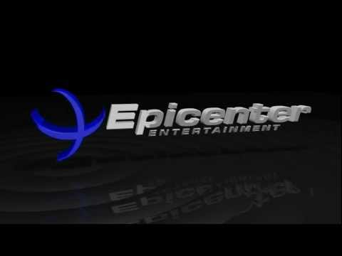 Epicenter Entertainment - 3D Logo with Waves