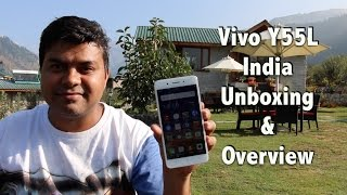 hindi   vivo y55l india unboxing quick overview expected india price   gadgets to use