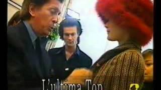 Intervista a Carla Bruni: L'ultima Top - 1995/96