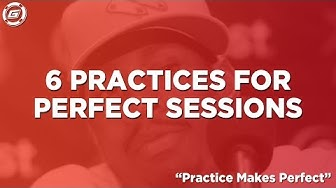 "6 Keys For The Perfect Poker Session - ""Practice Makes Perfect"""
