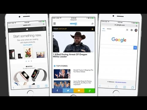Is Your iPhone's Safari Browser Crashing? You're Not Alone - Newsy