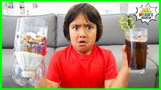 Download How to Filter Water DIY Science Experiments for Kids Mp3 and Videos