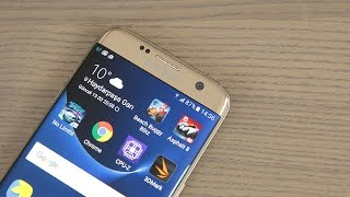 Samsung Galaxy S7 Edge incelemesi