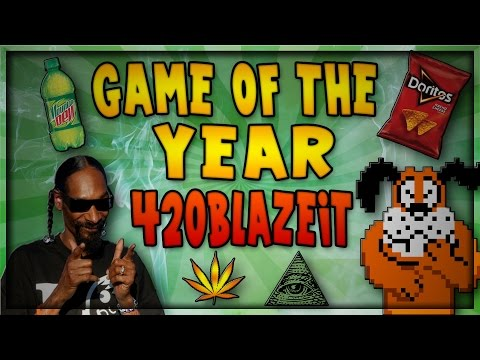 game of the year 420 blaze it know your meme