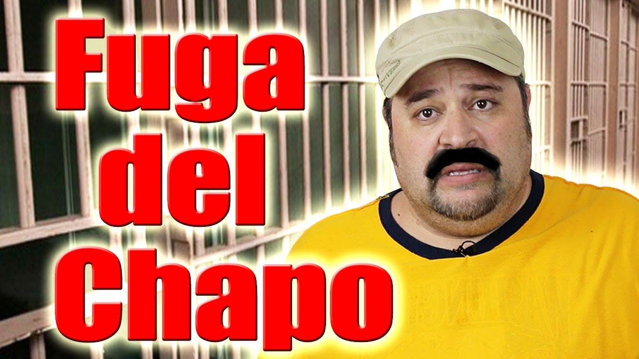 Fuga De El Chapo Humor Comedia Videoblog Lalo Manzano Youtube