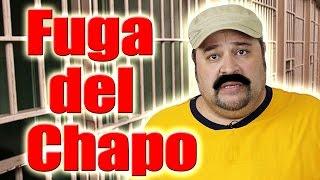 """FUGA DE """"EL CHAPO"""" - (Humor, Comedia, Videoblog) Lalo Manzano"""