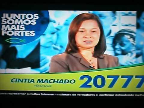 Vereadora Cintia Machado 20777