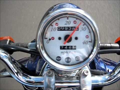 Yamaha Vino 50cc scooter top speed (49cc) - YouTube