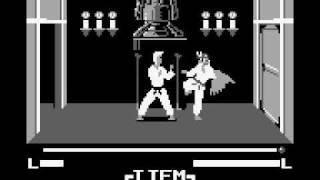 Game Boy Longplay [054] Master Karateka