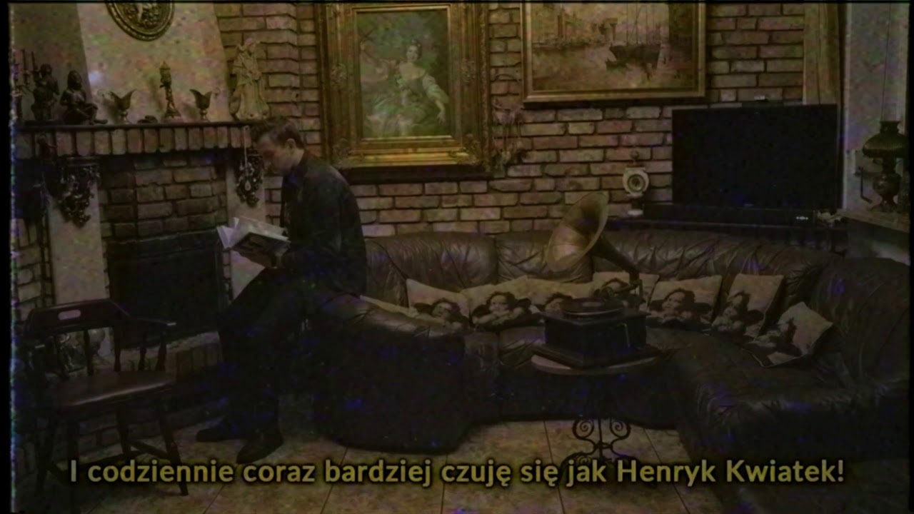 Kaz/Mario Kontrargument – Henryk Kwiatek (feat. Świetliki) (4K lyrics video PKKP)