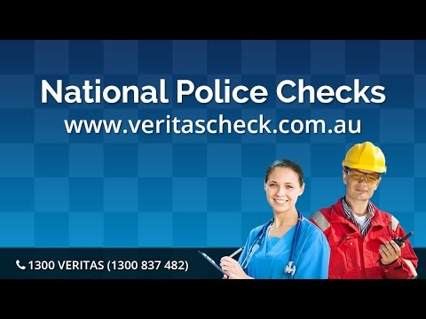 How to Apply for a National Police Check