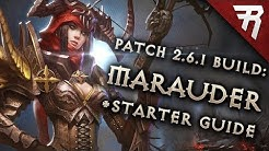 Diablo 3 2.6.8 Demon Hunter Build: Starter & Marauder GR118+ & Speed (Guide, Season 20)