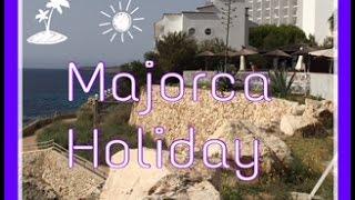 Calas de mallorca holiday vlog