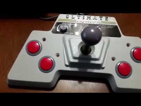 Download A game play look at the Beeshu Ultimate Superstick joystick for the Atari 2600 VCS