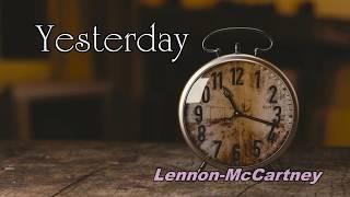 Yesterday Lennon-McCartney guitar Taylor 314 CE & Gibson Hummingbir...