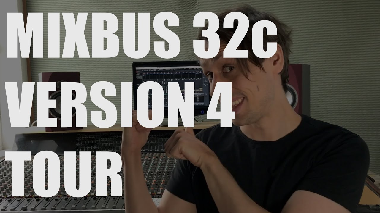 harrison mixbus v4 review