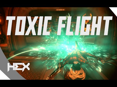 Warframe - Toxic flight mod