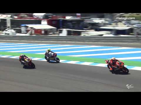 Track action 2013 - Best Moto2™ overtakes
