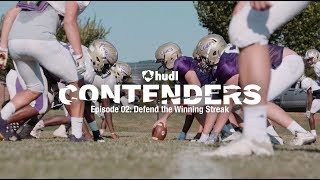 Contenders Ep. 2 - Defend the Winning Streak -  QB Trevor Lawrence faces off against CB Myles Sims