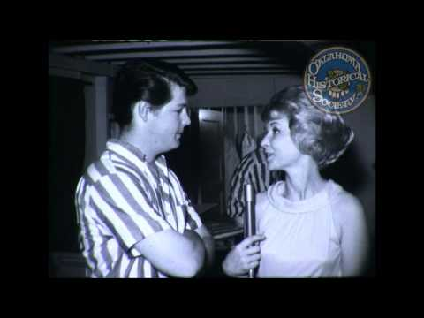 "Ida ""B"" Blackburn Beach Boys Interview 1964."
