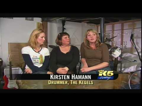 The Kegels! Seattle Best All-Mom Rock Band