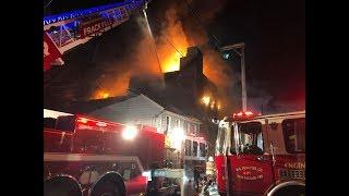 Shenandoah Fire 01/17/2020