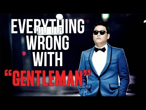 Everything Wrong With PSY -