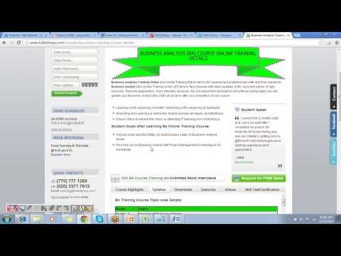 QA Testing Tutorial for Beginners | QA Online Training | Quality Assurance Online Training