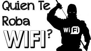Como saber si me te estan robando internet (wifi) 2014