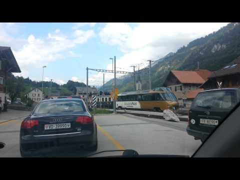 Golden Express, Suisse