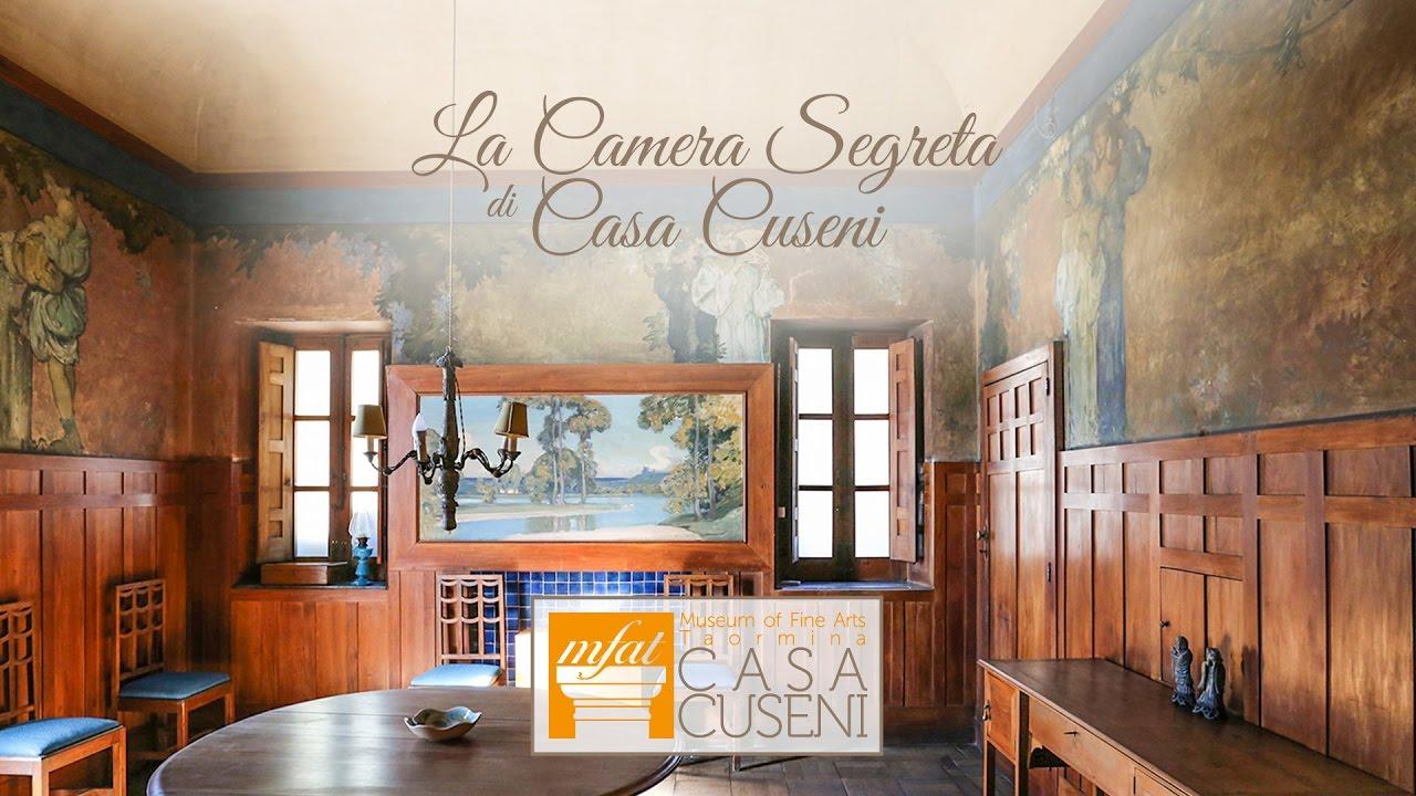 Casa cuseni museo delle belle arti di taormina e for Belle planimetrie di casa