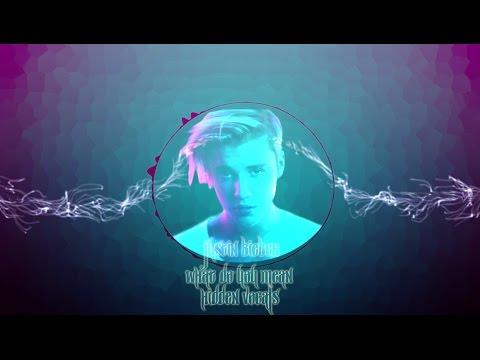 Justin Bieber   What Do You Mean | Hidden Vocals