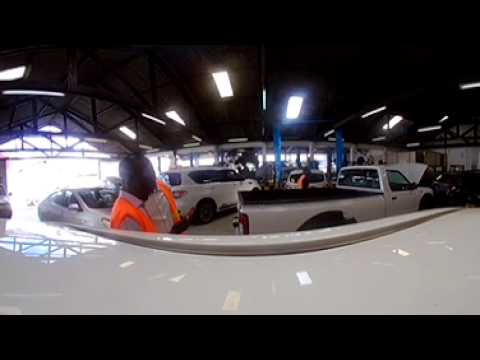 360 View of the Garage of Motor Care - Uganda