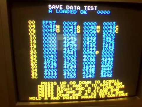Retro Arcade Featuring Pac-Man (Plug 'n Play)- Debug Mode