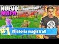 VICTORIA MIENTRAS JUGAMOS AL FUTBOL!!! Nuevo mapa en fortnite