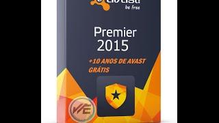Como renovar o licenciamento do Avast Premier 2015