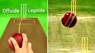 Science of Swing Bowling: lnswing,Outswing,Reverse Swing/Science of reverse