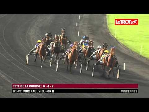Vincennes    -   Prix Paul Viel (GROUPE II)   -   Django Riff   -   06-02-2016