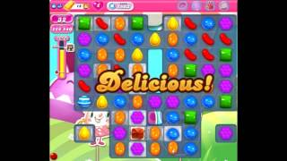 Candy Crush Saga level 1583 NO BOOSTERS 3 STARS