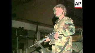 KOSOVO: ETHNIC SERBS INJURED IN EXPLOSION