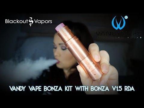 Vandy Vape Bonza Kit w/ Bonza 24mm BF RDA