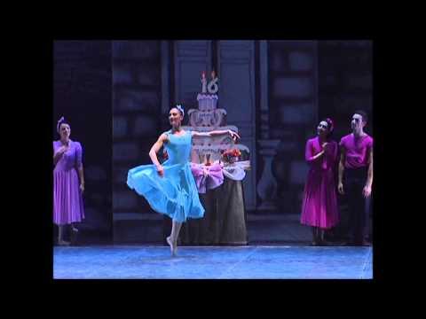 La bella addormentata - aurora variation - balletto del sud - parte 12