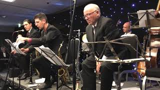 The History Of Hot Drumming (4 drummers!) - Mike Durham's Classic Jazz Party 2018 - Whitley Bay 2018