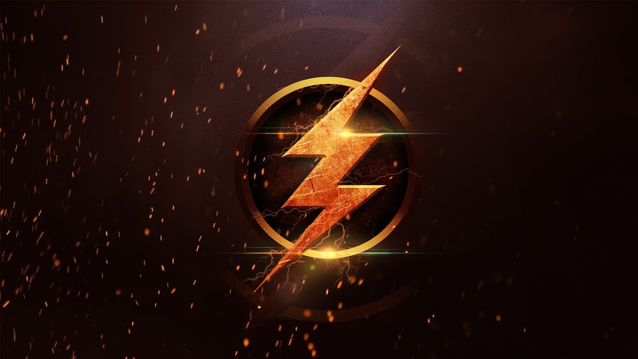 Dc Comics Wallpapers Hd The Flash Logo Photoshop Tutorial 🔥 Youtube