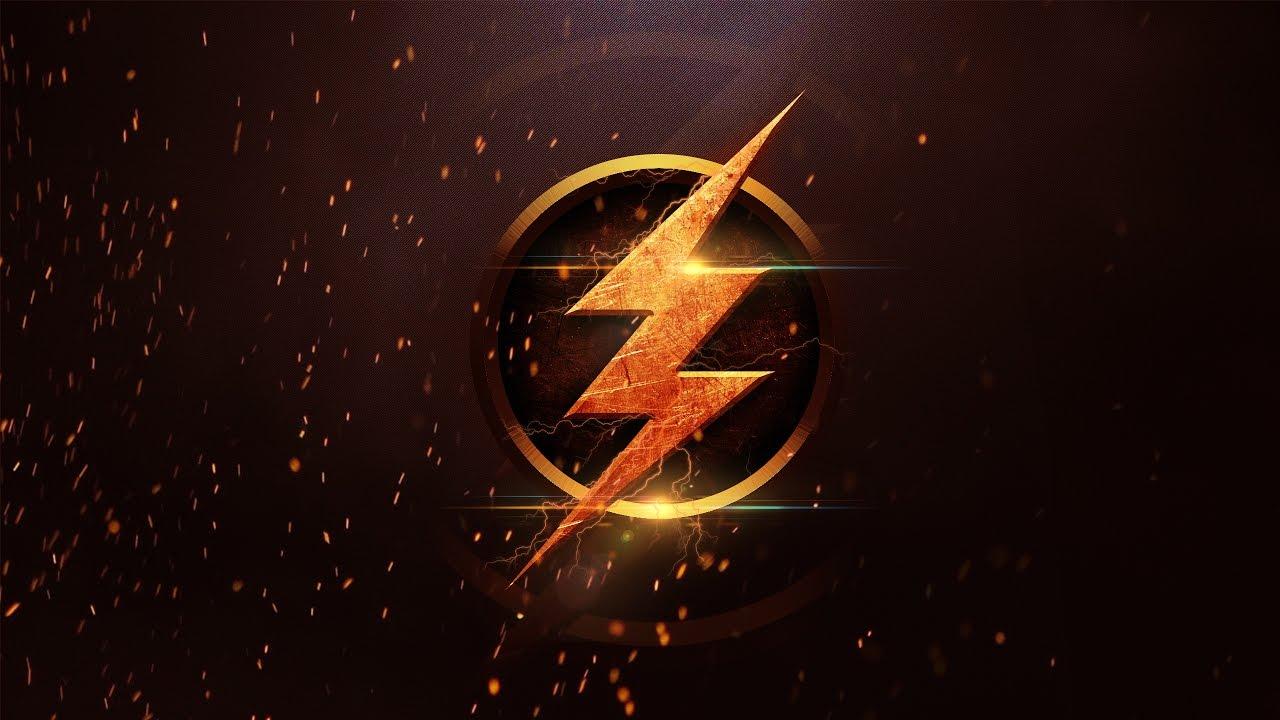 the reverse flash symbol wallpaper