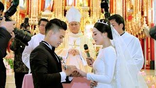 Thánh lễ Hôn Phối: Antôn Đinh Năng Tĩnh & Maria Trần Thu Hương