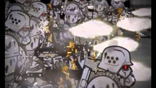 war animation usa vs taliban isis